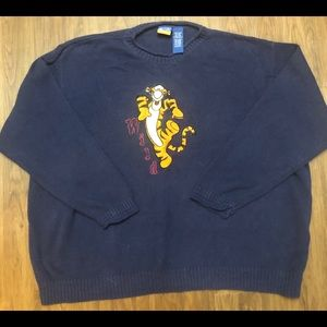 🔥 Vintage Disney Tigger crewneck sweater 🔥